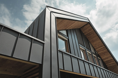 Bekleidung für Fassaden
