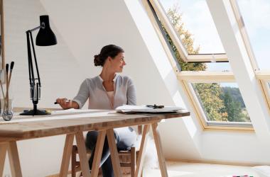 Dachfenster und Lichtkuppeln für Steil- und Flachdach