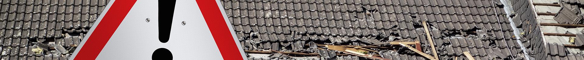 Sturmschäden & Reparaturarbeiten